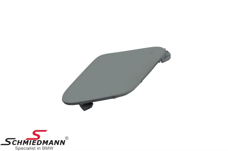 Towing hitch cover for M-tech. frontbumper