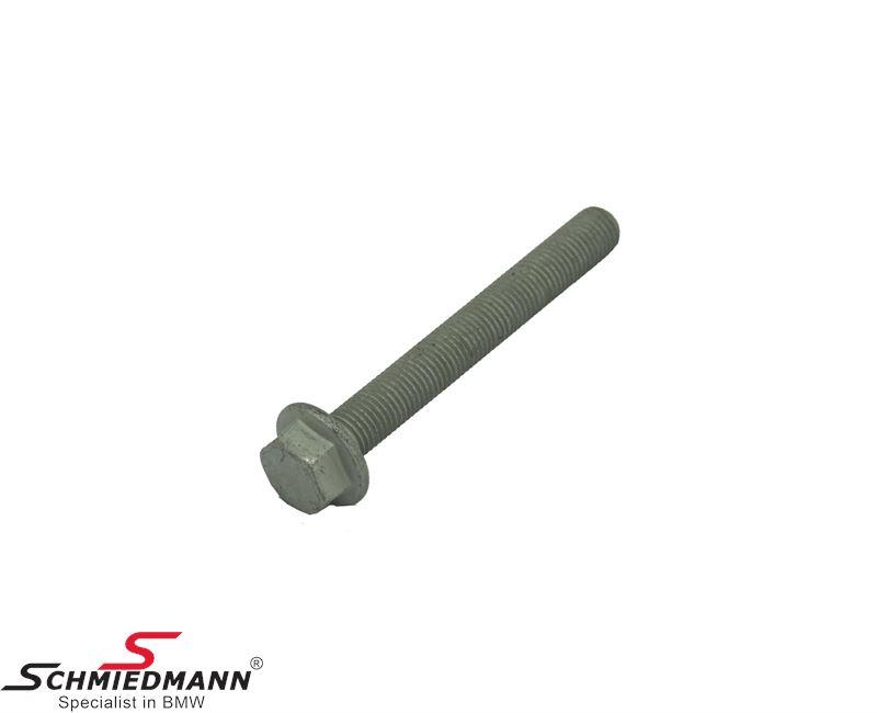 Hex screw with collar M12X1,5X95-10.9