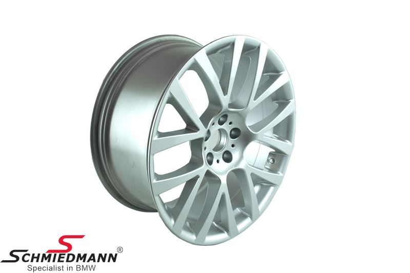 "21"" Doppelspeiche 238 rim 10X21 ET41 - original BMW (Fits only rear)"