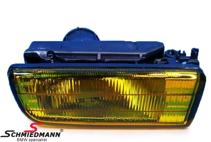Tåkelykte gul H1 H.-side