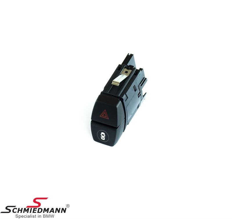 Hazard warning system switch (For models with driving assistant S5ASA/S5ATA, or active guard S5AVA)