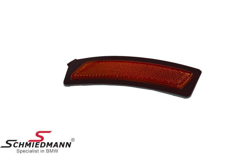 Side marker light R.-side on front bumper (For models with M-Tech)
