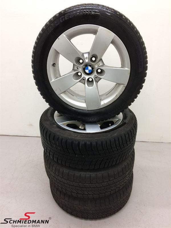 Bmw E38 Felgen Und Reifen Winter Schmiedmann Gebrauchtteil