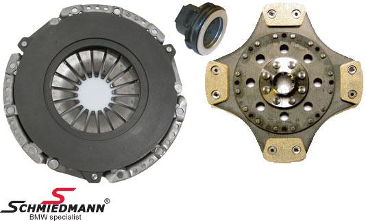 Sport-Kupplung Sinter-Metal M54 Sachs race engineering (Für die Rennstrecke)