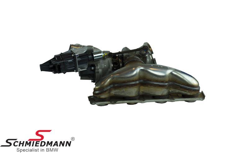 Turbolader, eksklusiv paknings-sæt skal købes separat
