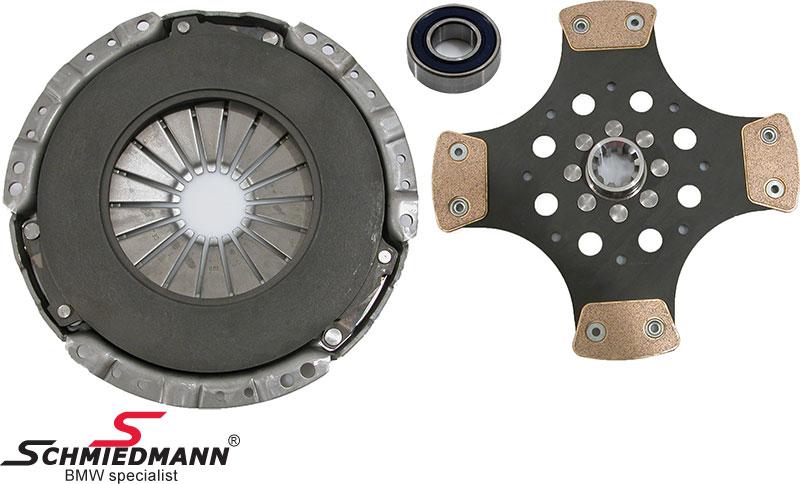 Sportkobling S52 sinter metal Sachs race engineering (bane-brug)