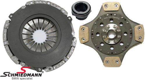 Sport-Kupplung Sinter-Metal Sachs race engineering (Für die Rennstrecke)