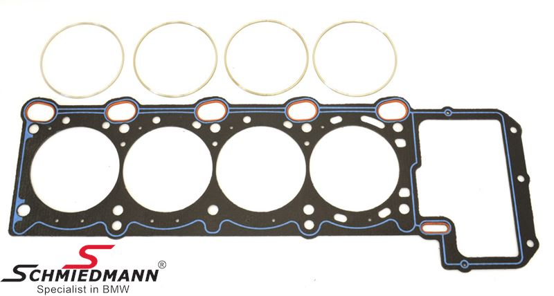 Athena cooper ring gasket M60 L.-side 90,6MM / 2,0MM (+0,26)