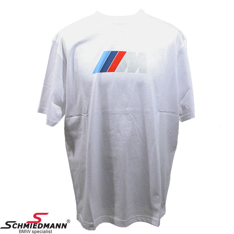 M-Technic collection T-paita valkoinen - miesten koko XL