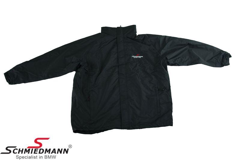 Schmiedmann logo-jakke