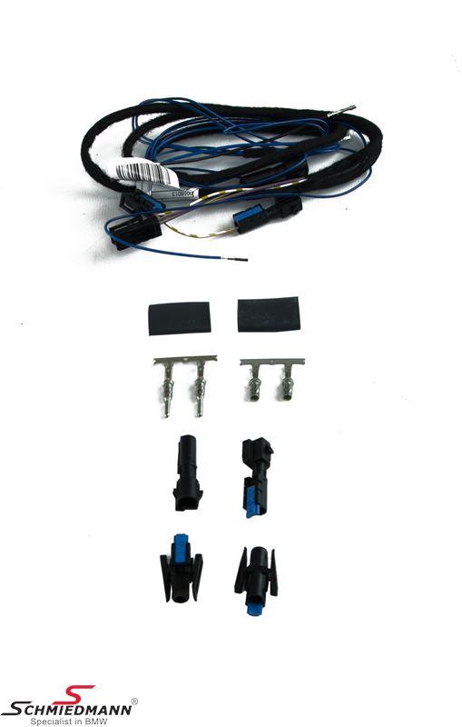 Kabelsæt til eftermontering af fartpilot