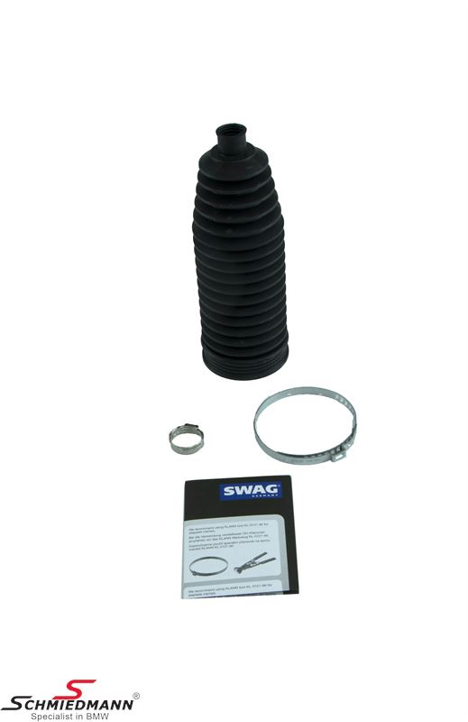Linkage gear rubber boot, fits both L.+R.-side