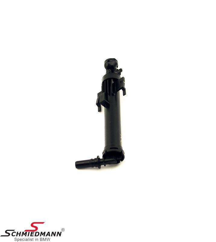 Sprinklerdyse til forlygtevaske-system, V.-side