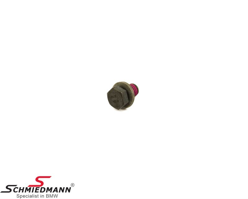 Hex screw with washer M12X20
