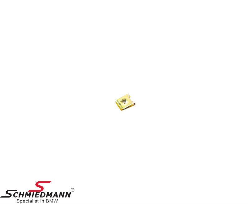 C-clip nut ST4,2-2