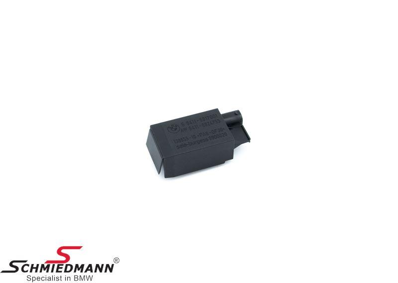 Sensor for AUC
