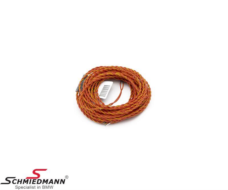 Rep.kabel-sæt airbag sæde-kontakt