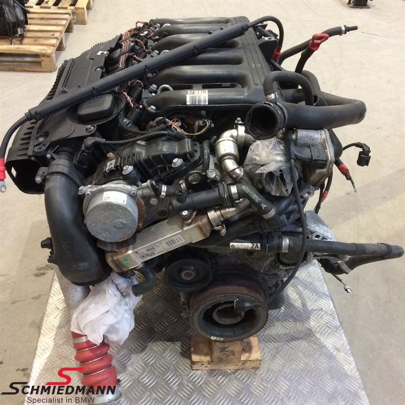 BMW E90 - Complete engines - Schmiedmann - Used parts