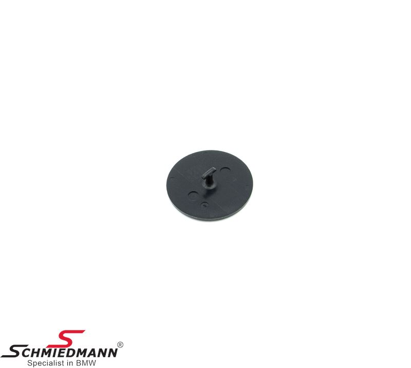 Lock for floormats D62MM/L14MM