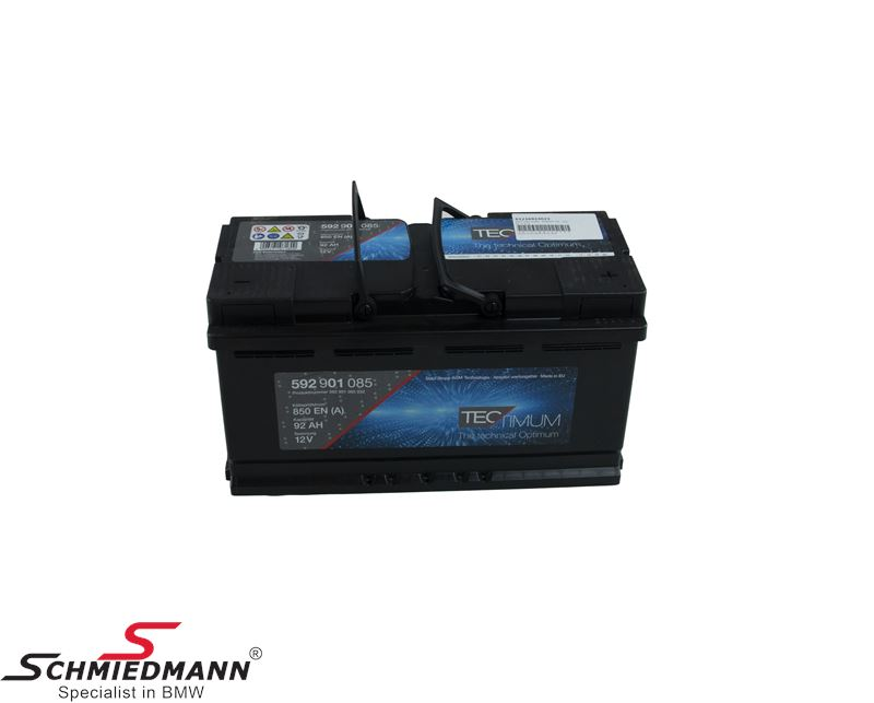 AGM battery 95AH