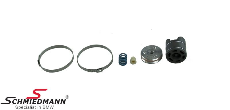 Repair kit thrust piece for electronic power steering