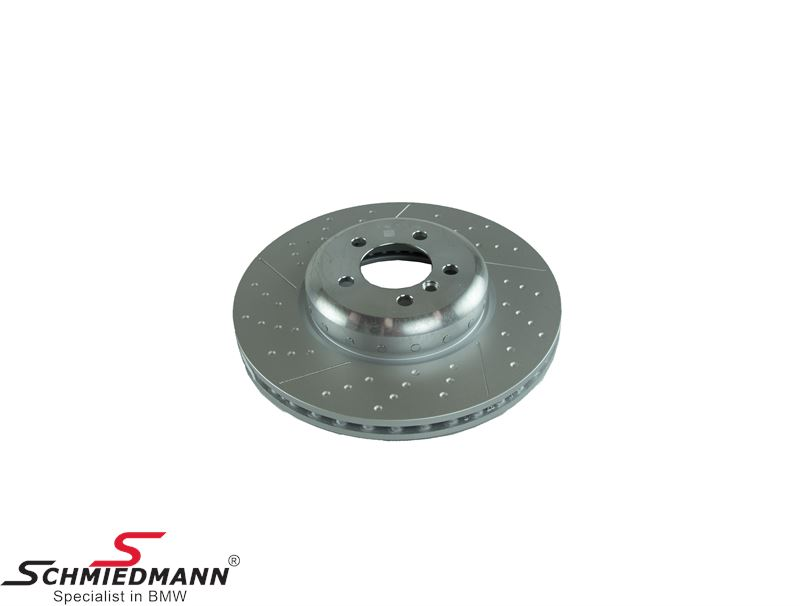 Brake disk 370x30MM -BMW Performance- ventilated (Please note price per piece)