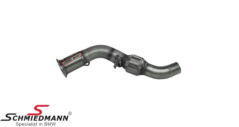 Supersprint turbo downpipe kit for race use only