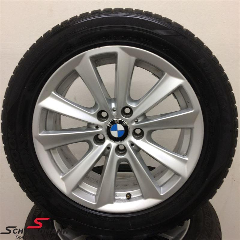 "17"" Org. BMW wheels with All season tyres ""V speiche 236"""