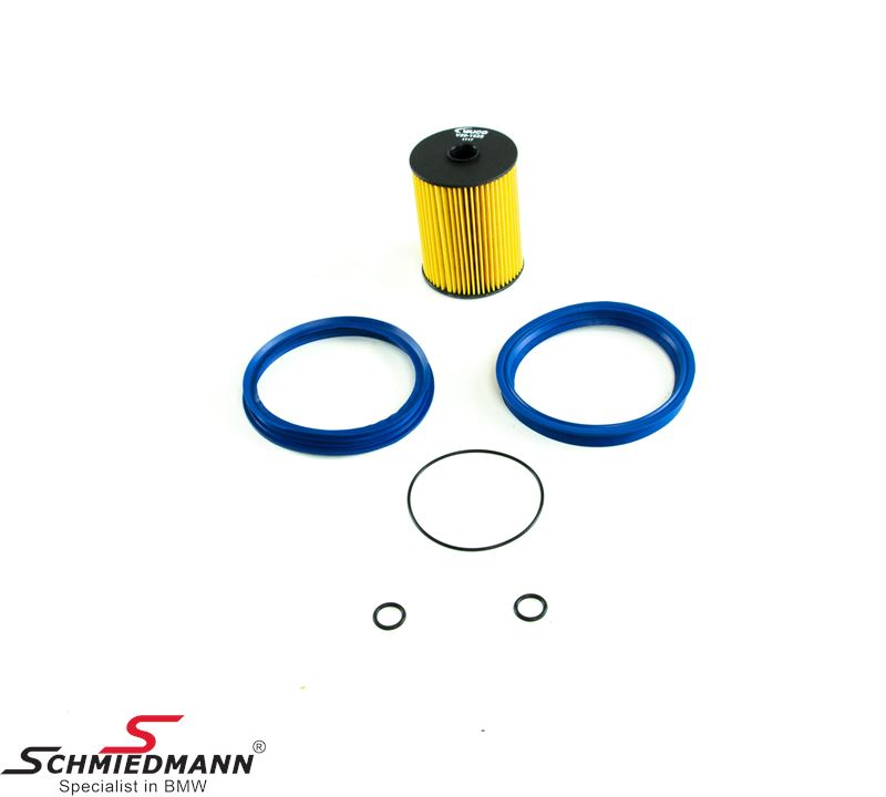 Fuel filter repair kit