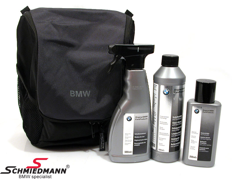 BMW Winterpacket 4 Teillig