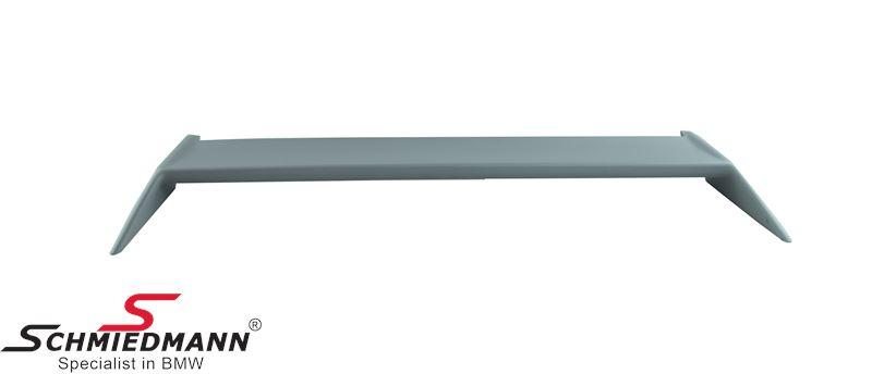 """Hækvinge M3 EVO 3 med udskæring til udtrækslæbe til justerbar """"down force"""" (udtrækslæben medfølger IKKE, skal købes separat)"""