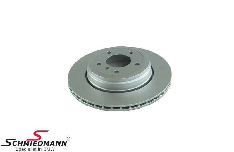 Brake disc rear ventilated 320X20MM - Original BMW