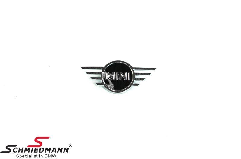 Emblem Mini, for tailgate