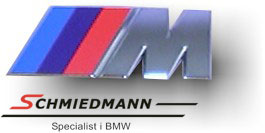 Emblem M-technik for the trunk lid