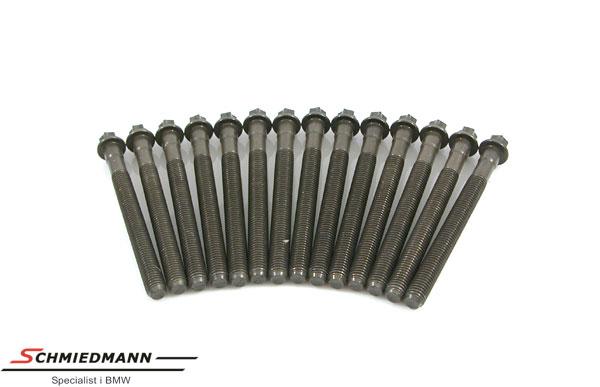 Zylinderkopfschrauben-Satz M52 M10x110MM