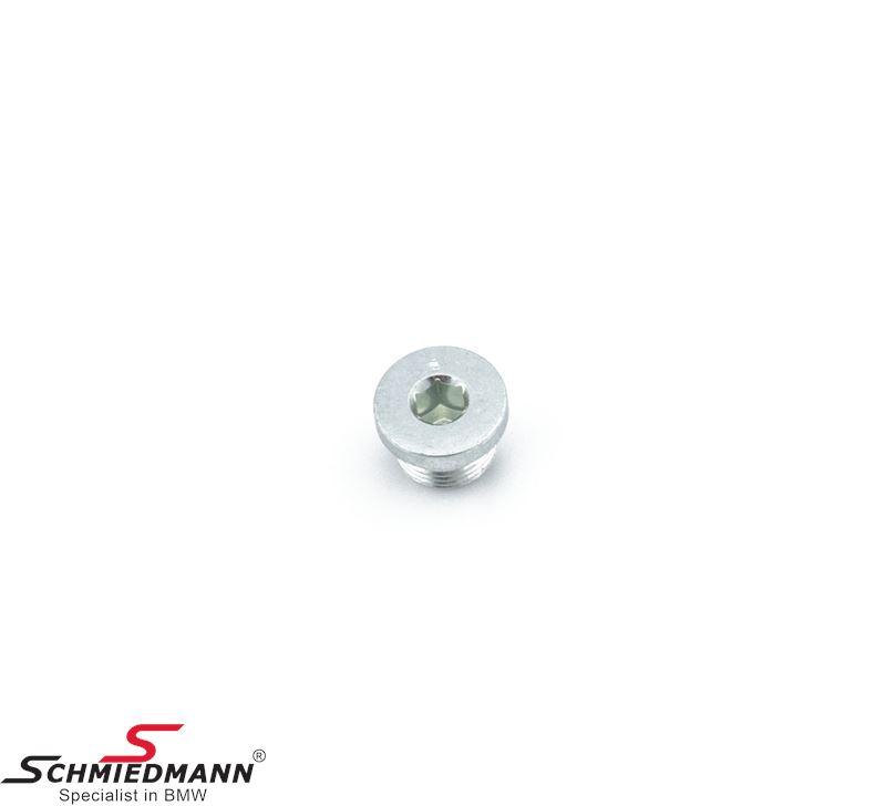 Screw plug M18X1.5X12 for manual transmission