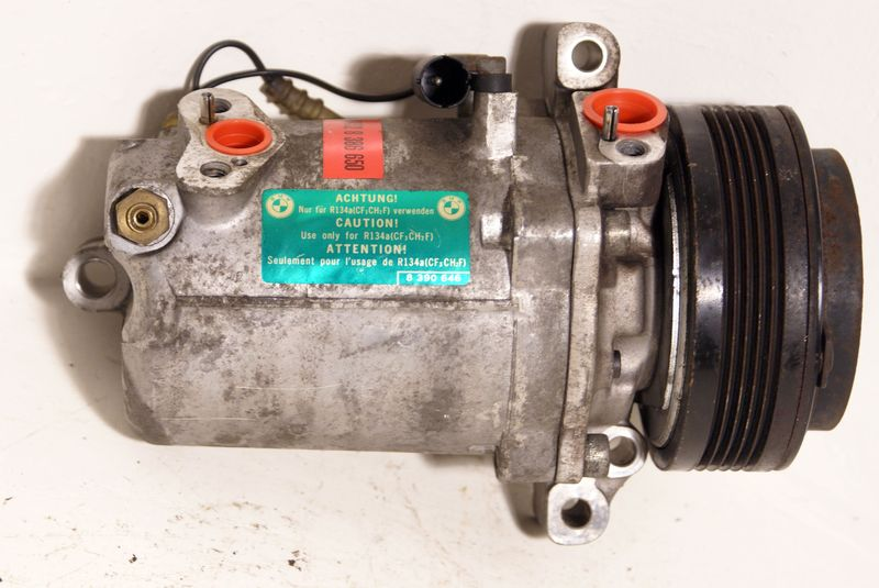 B64528386650  Aircondition compressor