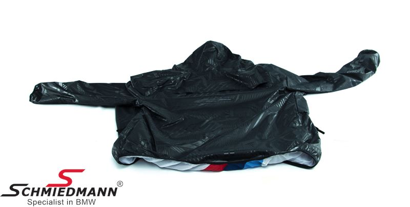 Regnjakke - BMW ///M Motorsport, unisex str. XL