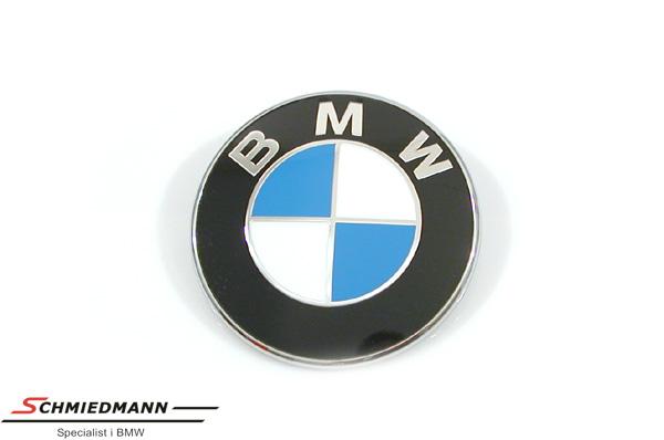 Emblem bagklap BMW Ø=50MM