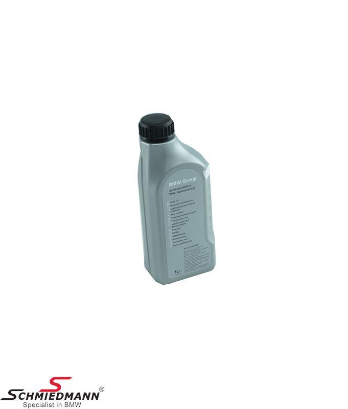 Bagtøjs (differentiale) olie MSP/A, original BMW 1,0 ltr. dunk