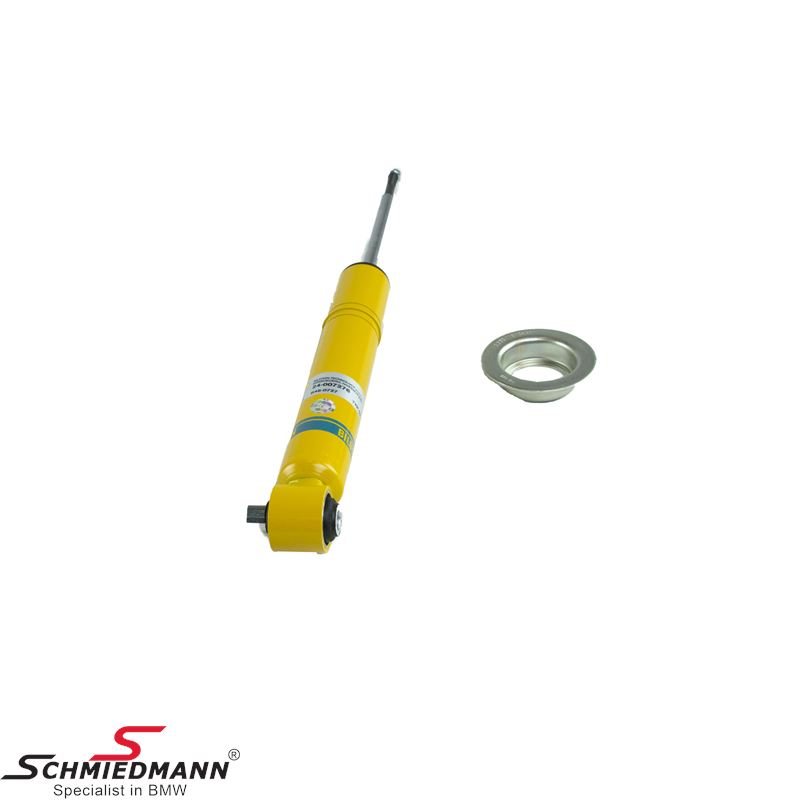 Sport shock absorber rear -BILSTEIN B8- fits both R.+L.-side