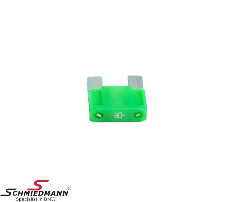 Sikring maxi, grøn 30A