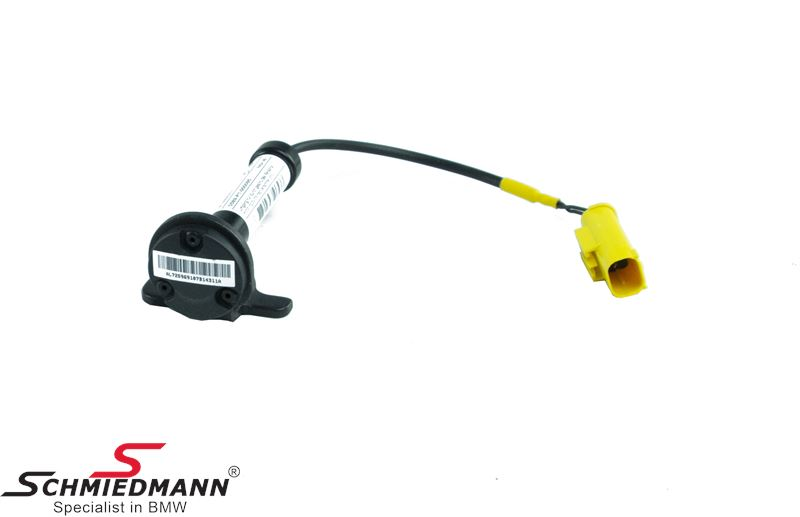 Actuator for active hood hinge, L.-side