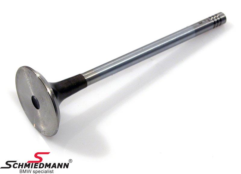Udstødnings-ventil 30,5/5.94MM standard str.