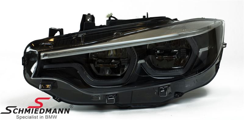 Headlight LED AHL L.-side - Original BMW (For models with adaptive headlights)