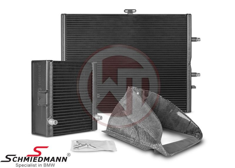 Wagner Tuning competition radiator kit