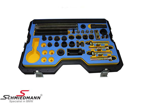 Universal injector removal tool kit