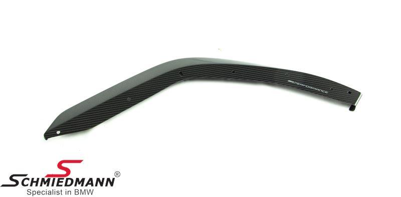 Front splitter ///M-Performance R.-side - genuine carbon