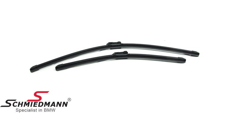 Wiper blade set - original -BOSCH- Germany