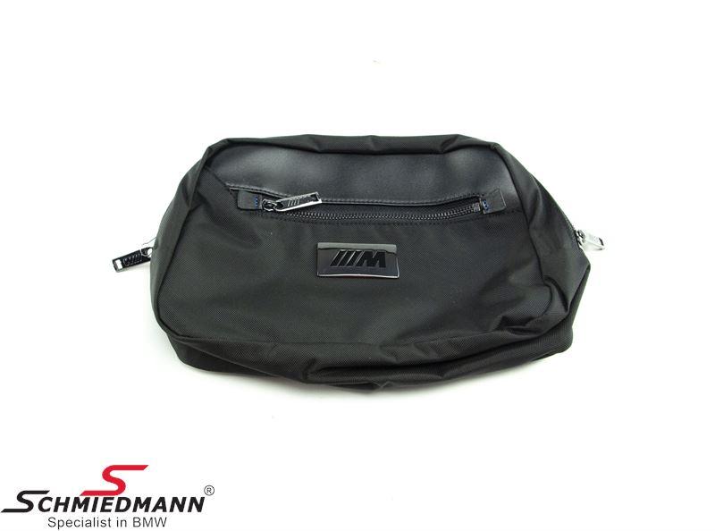 Wash bag black -///M- original BMW